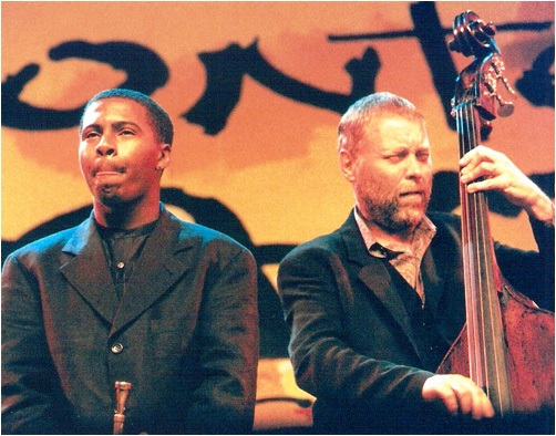 Roy Hargrove and Dave Holland